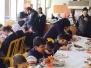 تقديم مجموعة قرّش موتور مول الاستثمارية وجبة مسخن وهدايا للطلاب