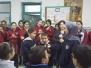 Rosary Sisters School visit of Al Qabas School