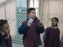 Moghtarebi Al-bireh school visited for Al-qabas school
