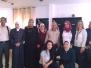 زيارة وفد من المشرفين التربويين بصحبة مدربتين من هولندا لجمعية أصدقاء الكفيف