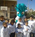 """شاركت مدرسة القبس في احتفالية """"أنا ستطيع، أنت تستطيع"""" الذي نظمته جمعية الياسمين الخيرية بالتعاون مع مؤسسة الحق."""